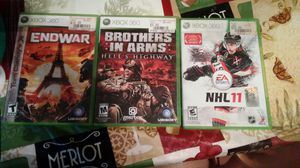 Xbox 360 games for Sale in Bridgewater, VA