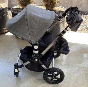 Bugaboo Cameleon 3 stroller + accessories for Sale in Santee, CA