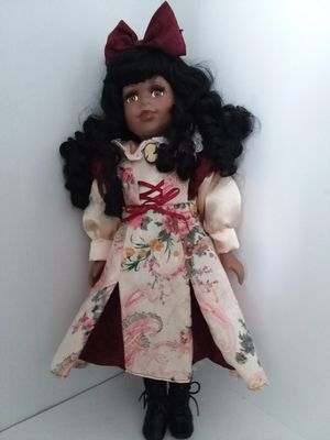 Porcelain Doll, Antique, Dress. for Sale in Colorado Springs, CO