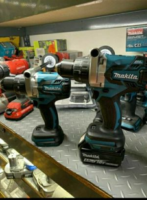 MAKITA 18V BRUSHLESS 3 SPEED HAMMER DRILL for Sale in San Bernardino, CA