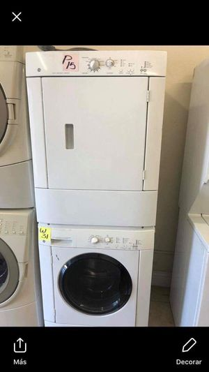washer and dryer electric set for Sale in Los Angeles, CA