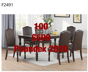 Dining sets. Assembly required. Assembly not included. Free delivery. for Sale in Torrance, CA