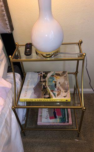 Gold End Tables for Sale in Denver, CO
