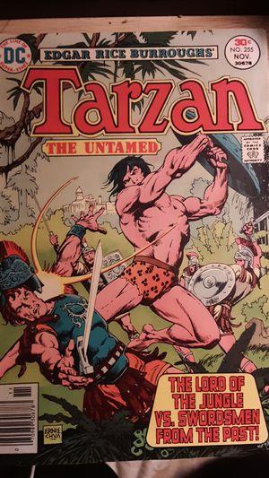 1976 tarzan comic #225 for Sale in Pittsburgh, PA