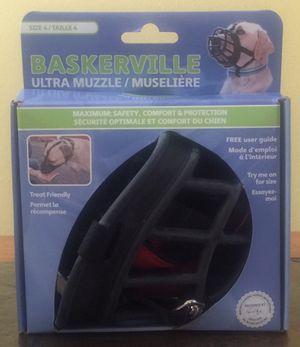 Baskerville ultra muzzle for Sale in Lakeland, FL