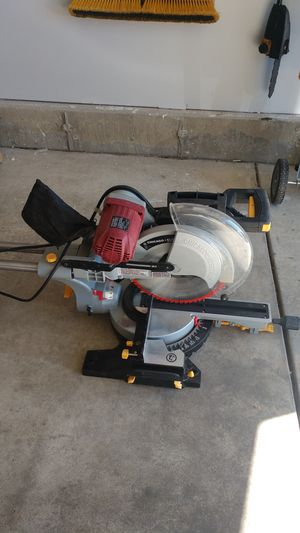 """Chicago Miter Saw 12"""" blade for Sale in Colorado Springs, CO"""