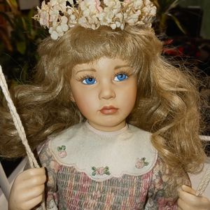 Porcelain Collective Doll for Sale in Pasadena, MD