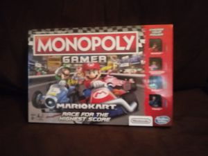 I'm selling a Mario's brothers game.Monopoly game.This game just came out.in brand New condition for Sale in Providence, RI