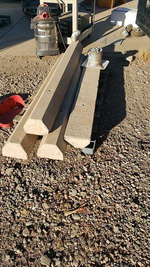 Concrete parking bumpers for Sale in Mesa, AZ