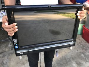Touch Screen HP Desktop Computer for Sale in Fresno, CA