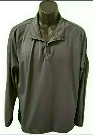 Calvin Klein Gray Long Sleeve Shirt for Sale in Middletown, MD