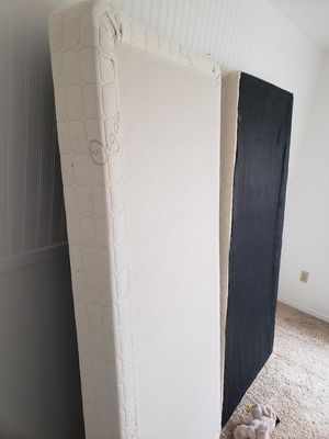 Free king low profile box spring solid wood for Sale in South Jordan, UT