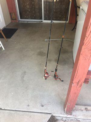 Fishing rod/reel combo for Sale in Glendale, AZ