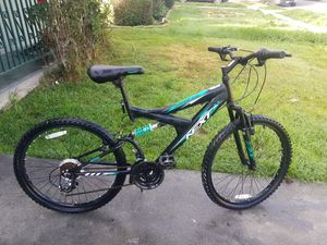 Mountain bike huffy size24 $60 for Sale in CRYSTAL CITY, CA