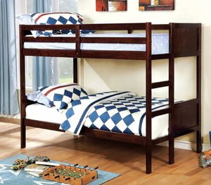 Nautical Twin/Full Bunk Bed w/Ladder for Sale in New York, NY