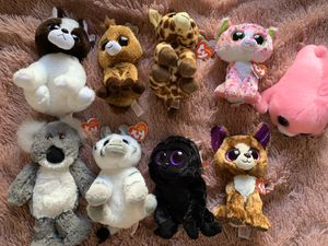 Ty Original Beanie Babies for Sale in Fremont, CA