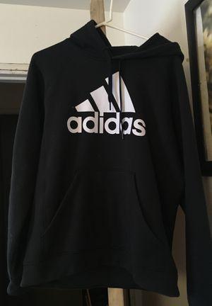 adidas black hoodie for Sale in Denver, CO