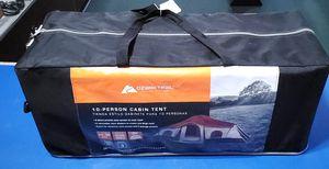 Ozark Trail 10 Person Cabin Tent for Sale in Bridgeport, CT