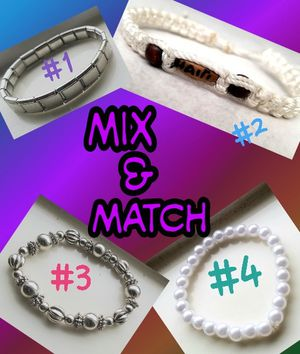 Mix and Match Bracelets for Sale in West Jordan, UT