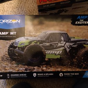 ECX Amp rc truck PRICE FIRM!!! for Sale in Raynham, MA