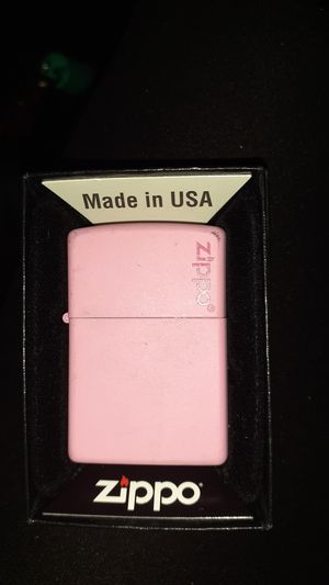 Authentic. Zippo lighter for Sale in San Leandro, CA