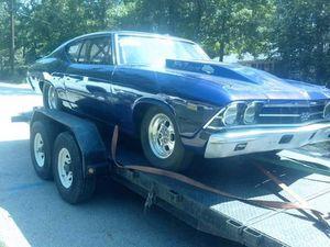 69 Chevelle drag car for Sale in Stockbridge, GA