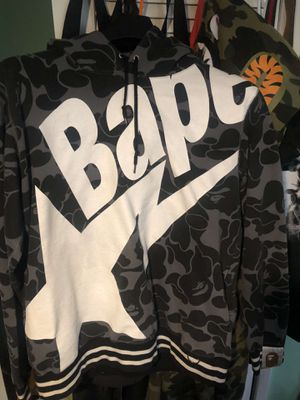 """Bape """"big sta"""" pullover hoodie for Sale in Portland, OR"""
