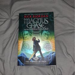Mangnus Chase And The Gods Of Asgard for Sale in Los Angeles,  CA