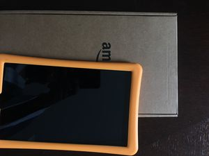 """Used, BRAND NEW - NEVER OPENED - Fire HD 10 Tablet with Alexa Hands-Free, 10.1"""" 1080p Full HD Display, 32 GB, Black for Sale for sale  Trenton, NJ"""