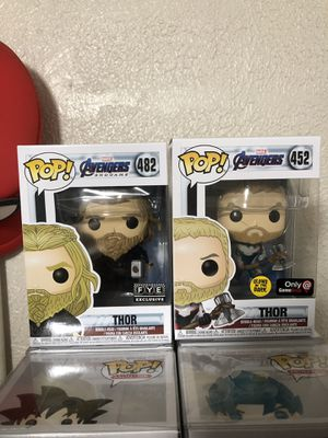 Selling my Thor pop as a pair or separately for Sale in New Haven, CT