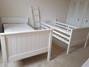 Bunk bed with ladder for Sale in Arlington, VA