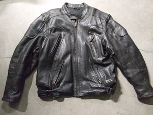 Motorcycle leather jacket street cruiser for Sale in Torrance, CA