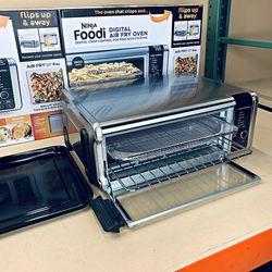New $185 Ninja (SP101) Foodi 8-in-1 Digital Air Fry Fryer, Large Toaster Oven, Dehydrate, 1800 Watts, XL Capacity for Sale in South El Monte,  CA