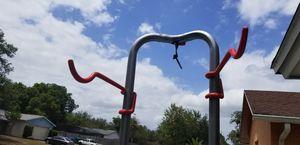 Bike rack. Wall mount, 2 bikes for Sale in Winter Springs, FL