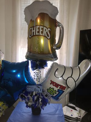 Happy Father's Day balloon arrangement! for Sale in Richmond, CA