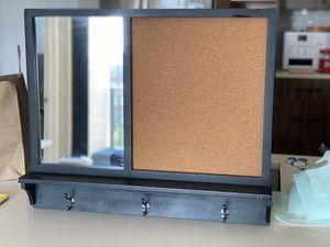 Mirror with organizer for Sale in Atlanta, GA