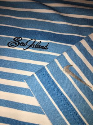 Nike Golf Shirt, Sea Island Golf Club, St. Simons Island, GA, Extra Large, $10 for Sale in Marietta, GA