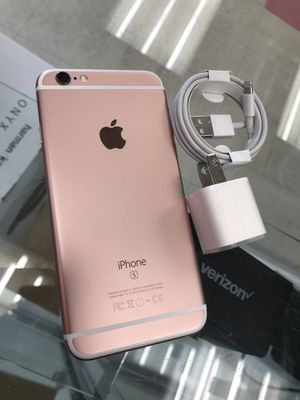 iPhone 6s 64gb Unlocked for Sale in Somerville, MA