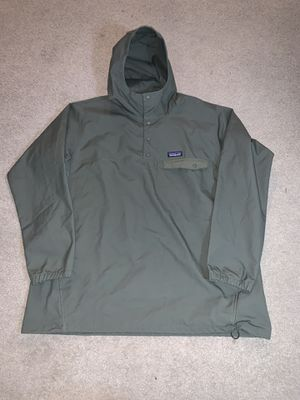 Patagonia men's XL snap t green jacket for Sale in Portland, OR