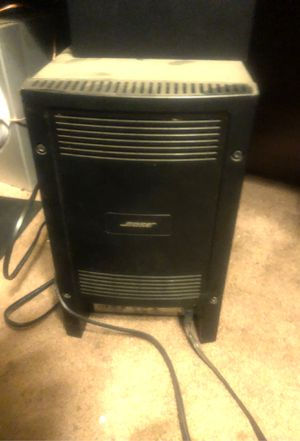 Bose ps28 111 Powered speaker system for Sale in Manteca, CA