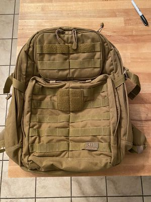 5.11 Tactical Backpack Coyote Brown for Sale in Fort Worth, TX