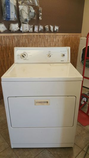 Kenmore washer 120.00 free delivery with trade in of broken dryer for Sale in New Port Richey, FL