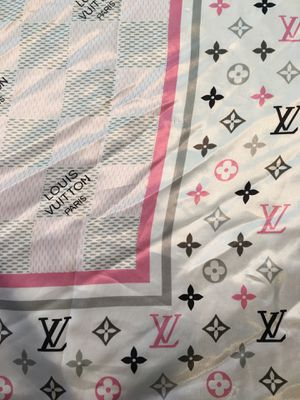 Louis Vuitton silk scarf for Sale in Casa Grande, AZ