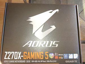 Gigabyte Z270X motherboard for Sale in Sunnyvale, CA