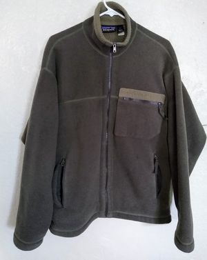 Patagonia synchilla fleece jacket for Sale in Modesto, CA