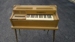 Vintage Magnus grand organ for Sale in New Bedford, MA