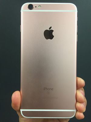 Unlocked iPhone 6S+ 128gb Rose Gold for Sale in Pawtucket, RI