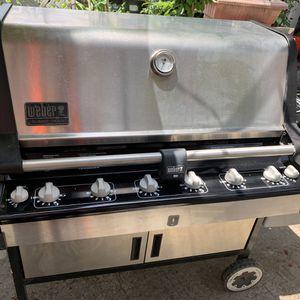 Weber Summit Propane BBQ for Sale in Santa Ana, CA