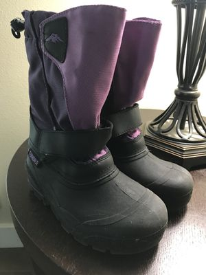 Kids Tundra Snow Boots for Sale in Washougal, WA