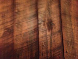 Costume built venteg wood table for Sale in Asheboro, NC